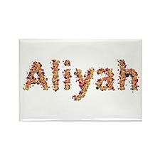 Aliyah Fiesta Rectangle Magnet