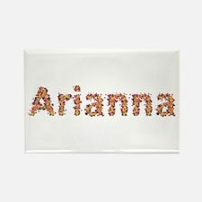 Arianna Fiesta Rectangle Magnet