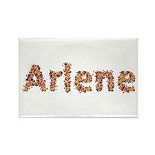 Arlene Fiesta Rectangle Magnet