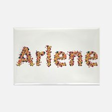 Arlene Fiesta Rectangle Magnet