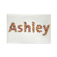 Ashley Fiesta Rectangle Magnet