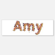 Amy Fiesta Bumper Bumper Bumper Sticker