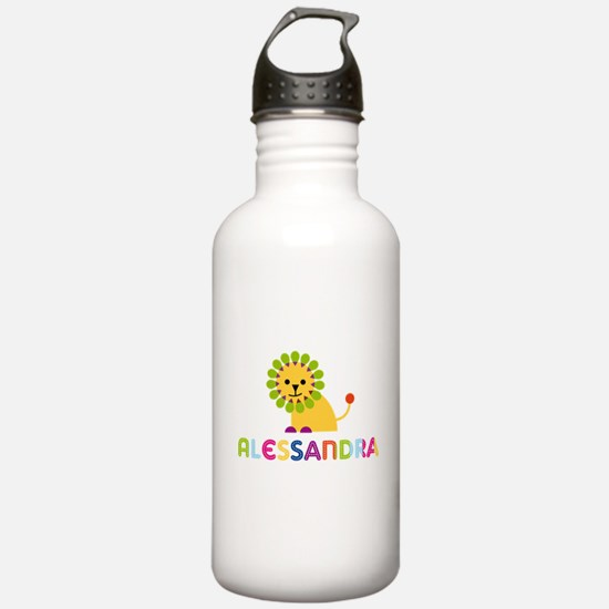 Alessandra the Lion Water Bottle