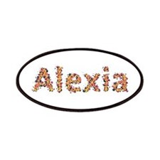 Alexia Fiesta Patch