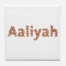 Aaliyah Fiesta Tile Coaster
