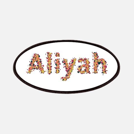 Aliyah Fiesta Patch