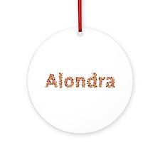 Alondra Fiesta Round Ornament