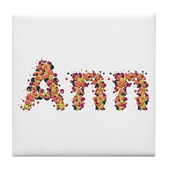 Ann Fiesta Tile Coaster