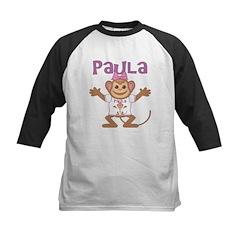 Little Monkey Paula Tee