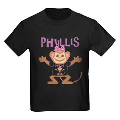 Little Monkey Phyllis T