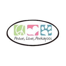 Peace, Love, Peekapoos Patches