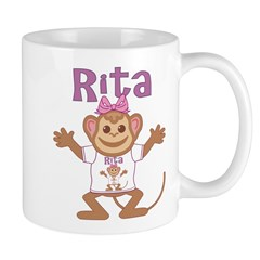 Little Monkey Rita Mug
