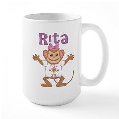 Little Monkey Rita Mug