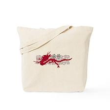 Dragon Dad Tote Bag