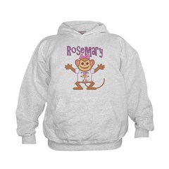 Little Monkey Rosemary Kids Hoodie