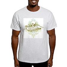 Artistic Skull T-Shirt