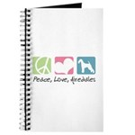 Peace, Love, Airedales Journal
