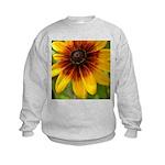 Black Eyed Susan Kids Sweatshirt