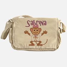 Little Monkey Sabrina Messenger Bag