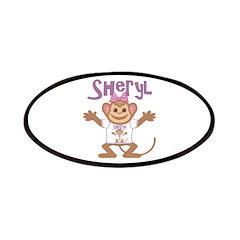 Little Monkey Sheryl Patches