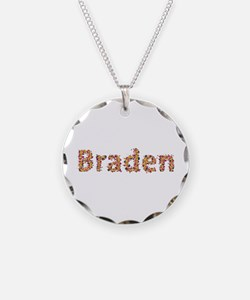Braden Fiesta Necklace Circle Charm