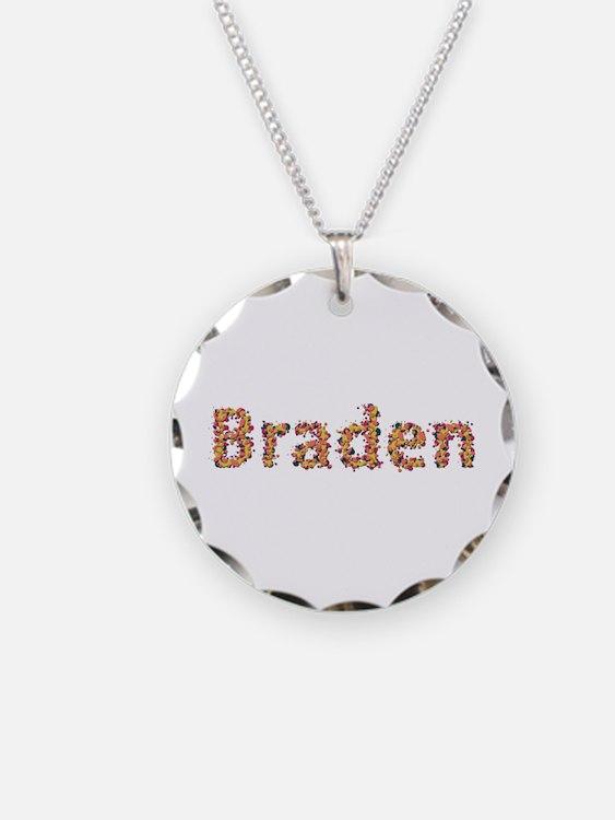 Braden Fiesta Necklace Circle Charm