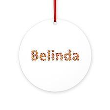 Belinda Fiesta Round Ornament