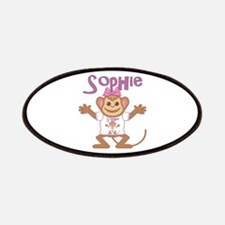 Little Monkey Sophie Patches