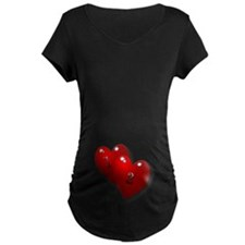Two Hearts (twins) T-Shirt