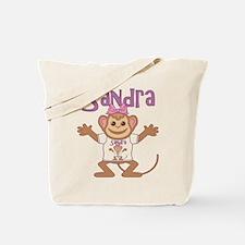 Little Monkey Sandra Tote Bag