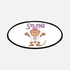 Little Monkey Selena Patches