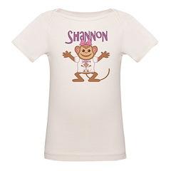 Little Monkey Shannon Tee