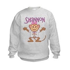 Little Monkey Shannon Sweatshirt