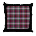 Tartan - Moray of Abercairny Throw Pillow