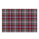 Tartan - Moray of Abercairny Postcards (Package of