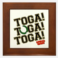 Toga! Animal House Framed Tile