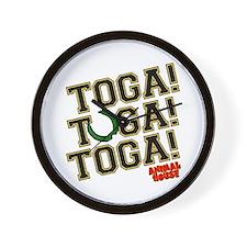 Toga! Animal House Wall Clock