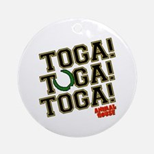 Toga! Animal House Ornament (Round)