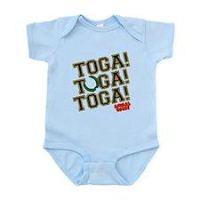 Toga! Animal House Infant Bodysuit