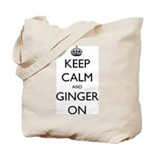ginger on Tote Bag