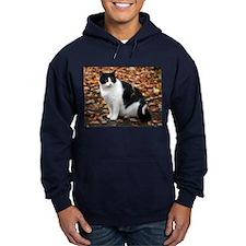 Tuxedo Kitty Hoodie