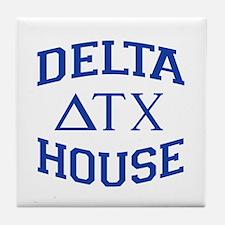 Delta House Animal House Tile Coaster