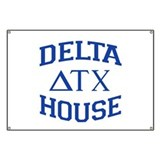 Animal house delta house Banners