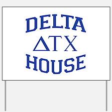 Delta House Animal House Yard Sign