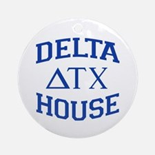 Delta House Animal House Ornament (Round)