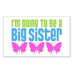 Big Sister Decal
