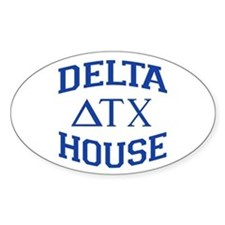Delta House Animal House Decal