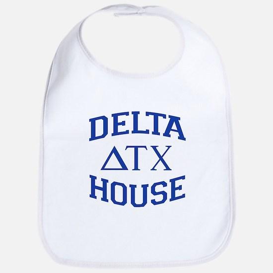 Delta House Animal House Bib