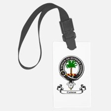 Badge-Cairns [Midlothian] Luggage Tag