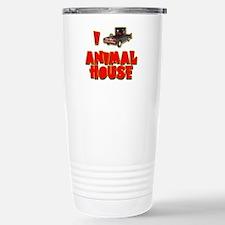 I Love Animal House Deathmobile Stainless Steel Tr